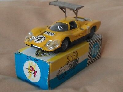 Miniatura 1:43 Nacoral Intercars Chiqui Cars Metal 305 Panther Bertone. Spain.
