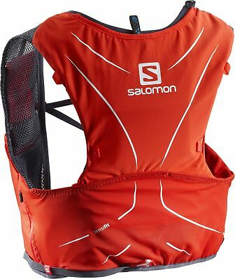 Salomon Advanced Skin 5 Set Hydration Backpack - Red