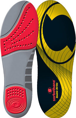 Sorbothane Shock Stopper Double Strike Insole Shock Absorbing Orthotic Insoles