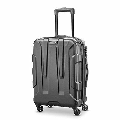 Centric 1 Piece Hardside Suitcase Spinner Luggage Set - Choose Color