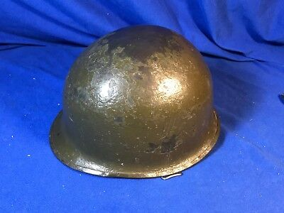 REAR SEAM swivel bale WW2 WWII US Army USMC M1 Steel Helmet