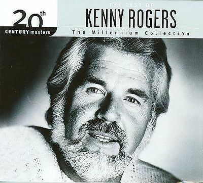 The Millennium Collection: The Best of Kenny Rogers CD
