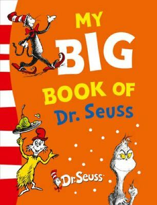 My Big Book of Dr Seuss by Dr. Seuss (Hardback, 2011)