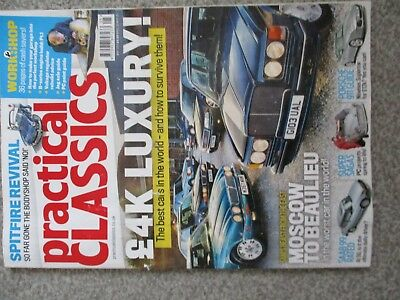 Practical Classics Magazine May 2018 Saab 99, Porsche