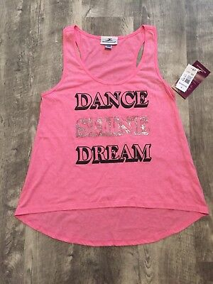 Ballet / Dance Tank Top - NEW - Child Large