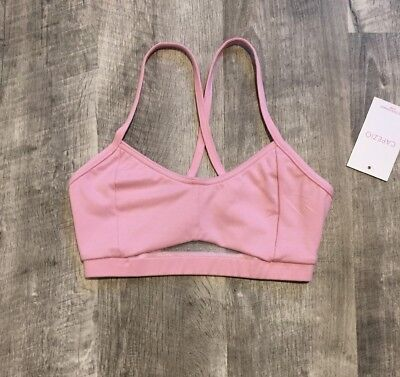 Capezio Ballet / Dance Bra Top - NEW - adult sizes Extra Small & Small