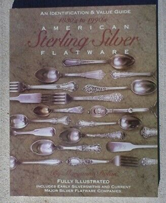 1830's - 1990's American Sterling Silver Flatware Collectors Guide & Values