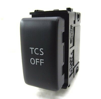 2007-2009 Nissan Quest Oem Tcs Traction Control On Off Switch Button