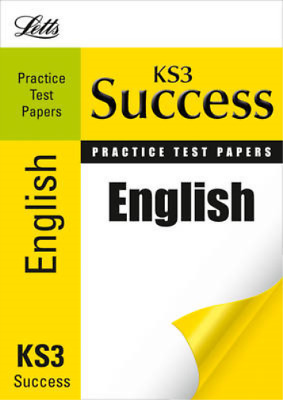 Letts Key Stage 3 Success - English: Practice Test Papers, Barber, Nicholas, Use