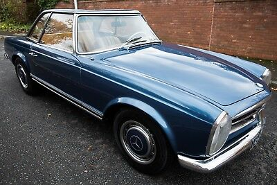 Mercedes-Benz 250Sl Pagoda Lhd 78000 Mileage Very Good Condition