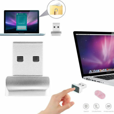 Hello Dongle Mini USB Fingerprint Reader for Windows 10 Security Key