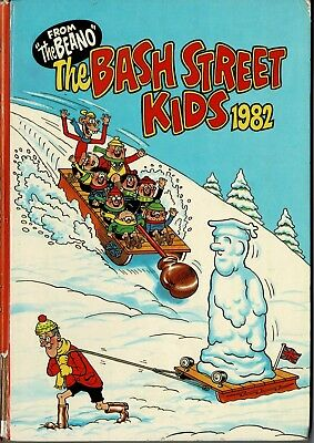 The Bash Street Kids Annual 1982 - From The Beano