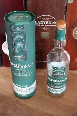 Glendronach 15 Jahre Revival bottled 29.08.2013
