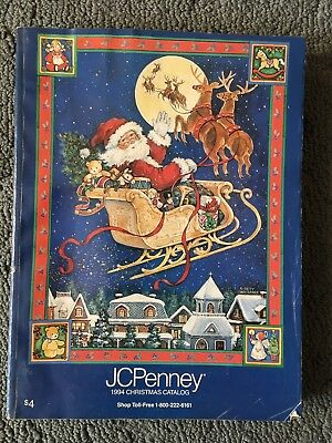 1994 JCPenney Christmas Catalog
