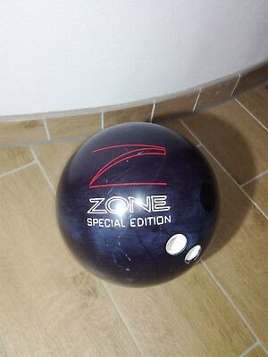 Brunswick Danger Zone Special Edition 15 lbs Red Alert Bowlingkugel