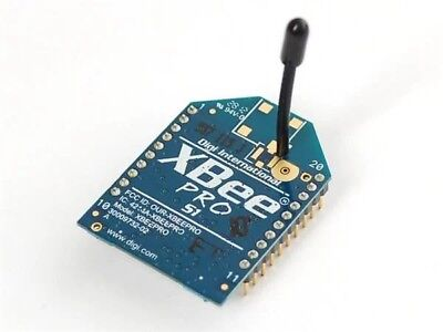 XBP24-AWI-001, XBee-PRO S1 802.15.4 extended-range w/ wire antenna, same as 964