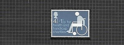 GB 1975 SG970 Health & Handicap Funds MNH