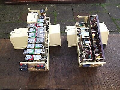Strowger Telephone Exchange Relay Sets ATW603300 Out Of Area Lines