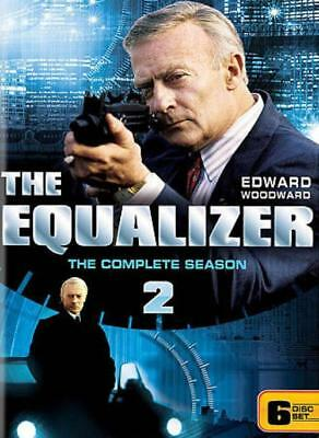 The Equalizer: The Complete Season 2 New Region 1 Dvd