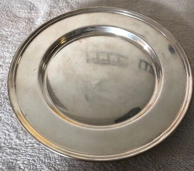 Vintage Stieff Sterling Silver Bread Side Plates- 5