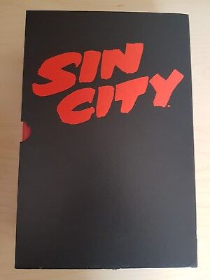 Sin City The Frank Miller Library Set II