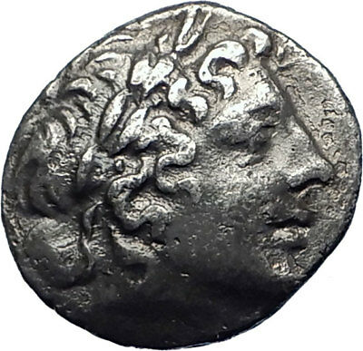 Masikytes in Lycia Lycian League Issue 35BC Ancient Silver Greek Coin i69270