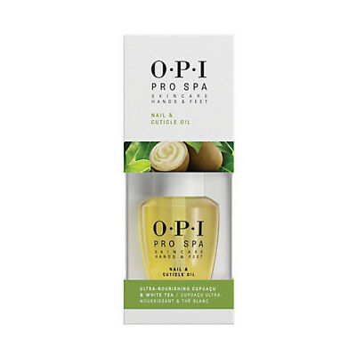 OPI Pro Spa Nail & Cuticle Oil 14.8ml Nourishing Manicure Nail Care Treatment