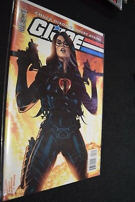 G.I. Joe IDW Season One 2b 2 Baroness Adam Hughes Variant 2009