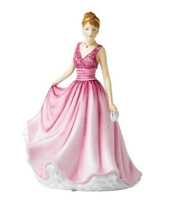 Royal Doulton Pretty Ladies Rosemary Figurine DISCONTINUED