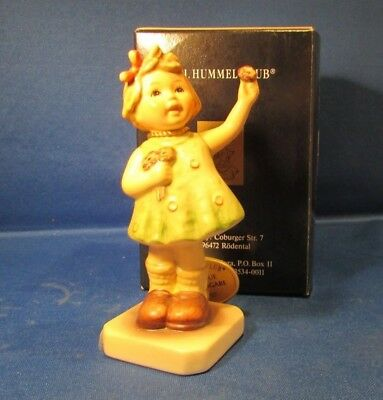 """""""FOREVER YOURS""""  - HUM #793   - ORIGINAL BOX -  Hummel Club - FIRST ISSUE"""