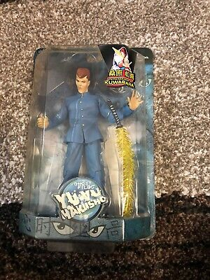 Yu Yu Makusho Kuwabara Action Figure Brand New In Box
