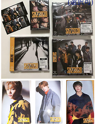 STRAY KIDS SKZ2020 3 CD + Cassette tape + 3 photocard photo card set I.N