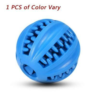 IQ Treat Ball,Fun Interactive Dog Food Dispensing Toy, Non-Toxic Natural Rubber