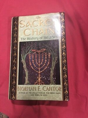 The Sacred Chain by Norman F. Cantor (1994, Hardcover)