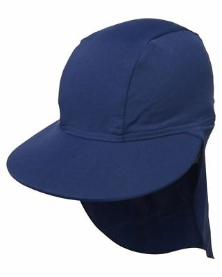 New Zoggs Boys Tots Boys Sun Hat Quick-Dry Polyester Blue