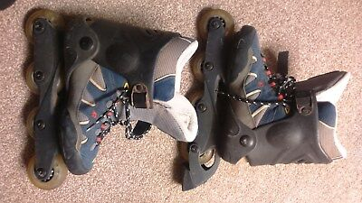 K2 ASCENT MENS INLINE SKATES Size UK 5.5