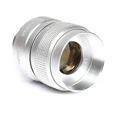 Fujian 25MM f/1.4 CCTV Lens for EOSM NEX N1 FX Micro4/3 Mount Camera Silver