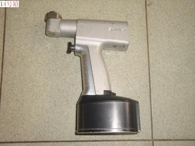 Used Stryker 4108 System 4 Sagittal Saw With Battery Box