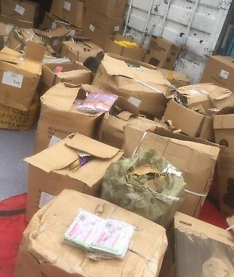 Brand New Wholesale Job lot Of 100 Items Mixed Products Pallet car boot sale