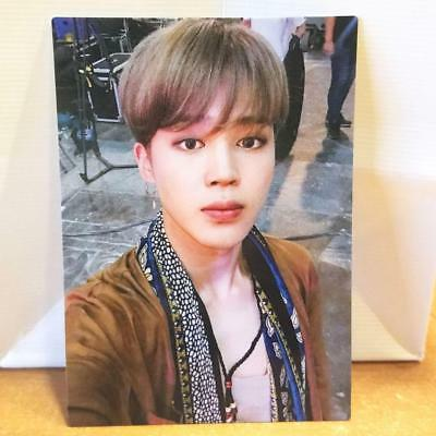 BTS JIMIN FC renew registration official photocard army fanclub  Love Yourself