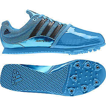 Adidas Jumpstar Allround Field Event Shoes Spikes Mens UK 13.5 UK14