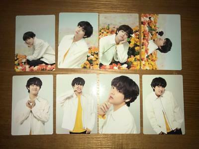 BTS Love Yourself World LY Tour V Taehyung Mini Photo 8 Set official photocard