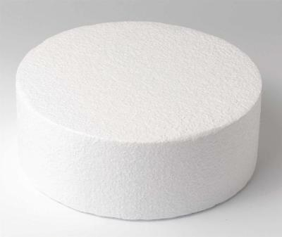 Round Cake Dummy 14 Inches Straight Edge 5 Inches Deep For Display And Practice