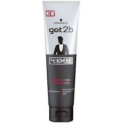 Schwarzkopf got2b Phenomenal Bodyfying Cream Gel 150ml 1 2 3 6 12 Packs