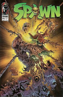 Spawn #41 VF/VF- Image Comics TODD McFarlane FOXX MOVIE