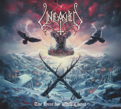 Unleashed – The Hunt For White Christ 2018 SEALED DIGIPAK CD! FREE SHIPPING!
