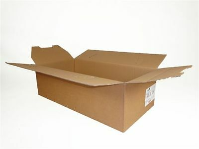 15 x LARGE STRONG DOUBLE WALL CARDBOARD BOXES - IDEAL FOR REMOVALS - USED ONCE