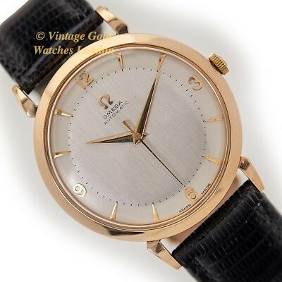 Omega De Ville Cal.354 Automatic, 9Ct Pink Gold, 1954 - Immaculate!