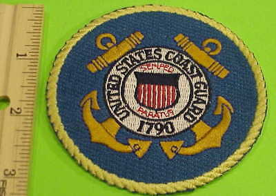 United States Coast Guard (1790) ( Anchors Shield ) New Free Shipping !!!