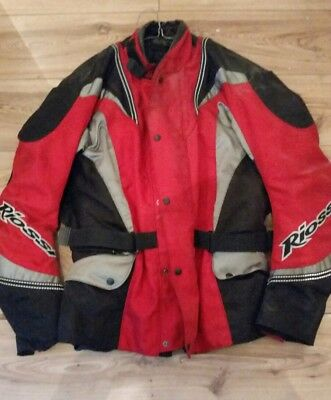 Riossi Motorcycle Jacket